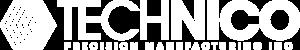 White Technico logo